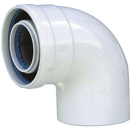 Колено Immergas 90 градусов (71.М17.00.16)
