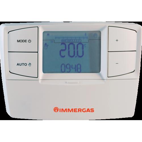 Термостат комнатный программируемый Crono 7 Immergas 3.021622