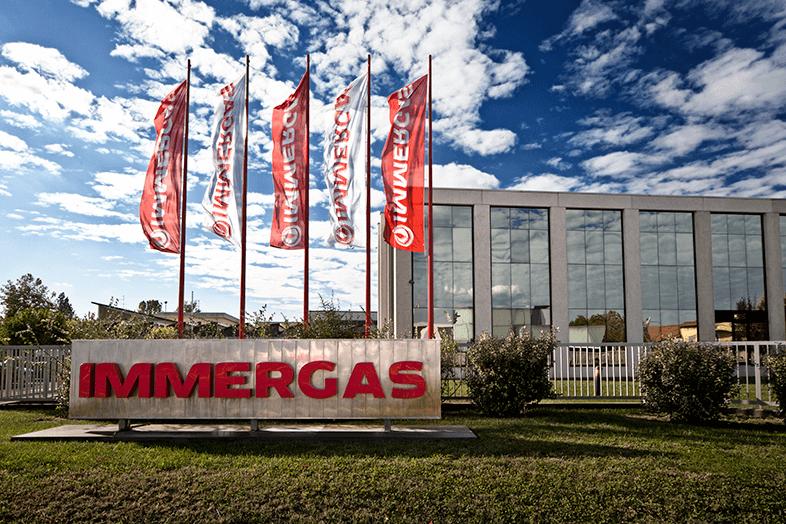 Завод компании Immergas в Италии