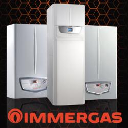 Котлы газовые Immergas